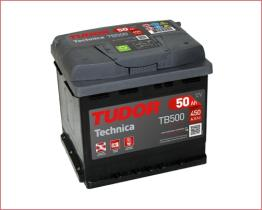 TUDOR BATERIAS TB500 - TUDOR TECHNICA*